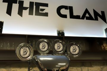 The Clan clubhouse